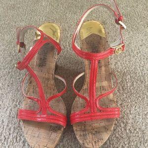 Michael Kors Shoes - MK wedges
